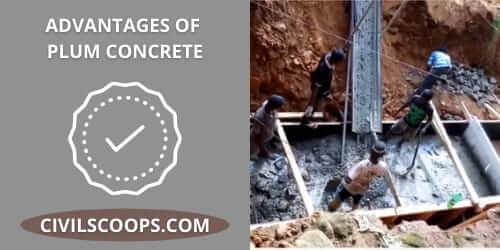Advantages of Plum Concrete