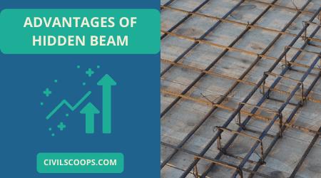 Advantages of Hidden Beam (1)