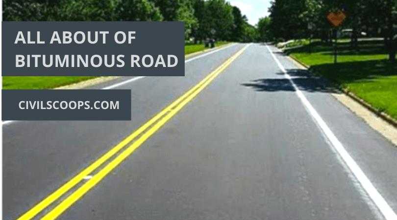 Bituminous Road