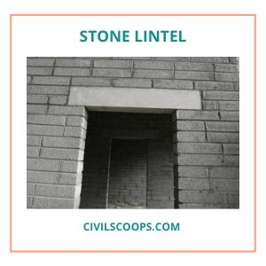 Stone Lintel