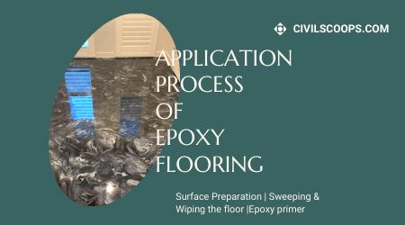 Application Process of Epoxy Flooring
