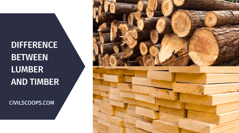Difference Between Lumber and Timber (2)