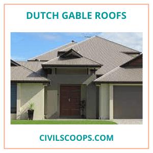 Dutch Gable Roofs