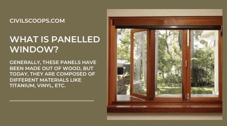 Panelled Window (1)