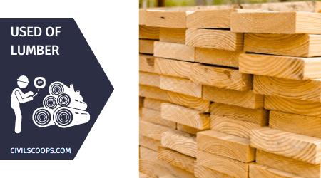 Used of Lumber