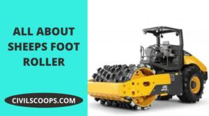 Sheepsfoot Roller